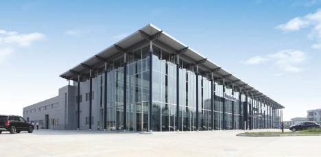 钢结构展厅