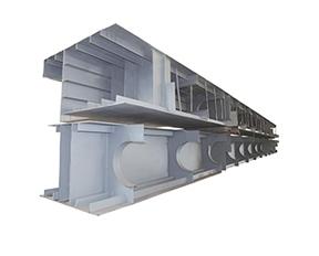 梅州钢结构部件