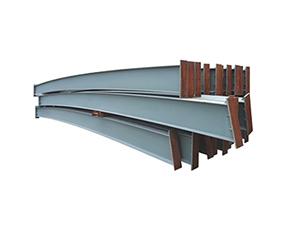 钢结构工程部件