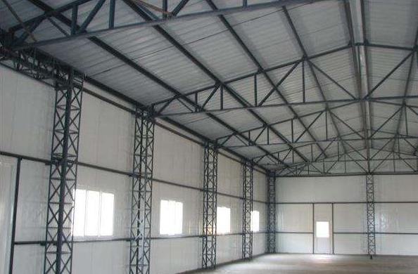 广东钢结构厂房被越来越广泛应用的原因