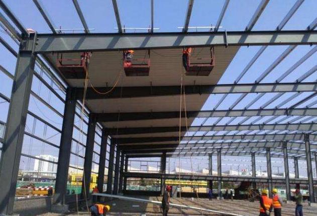 惠州钢结构安装设计要点