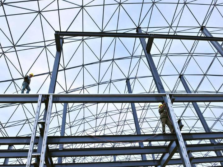 惠州钢结构告诉你钢结构的优点在哪里?