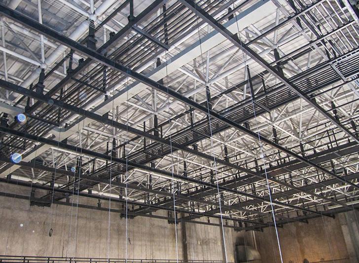 河源钢结构告诉你钢结构的材料要求
