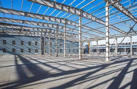 为何现如今都选用钢结构厂房--有哪些优势?